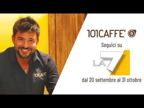 Franchising 101CAFFÈ Spot TV Nazionale Settembre 2020