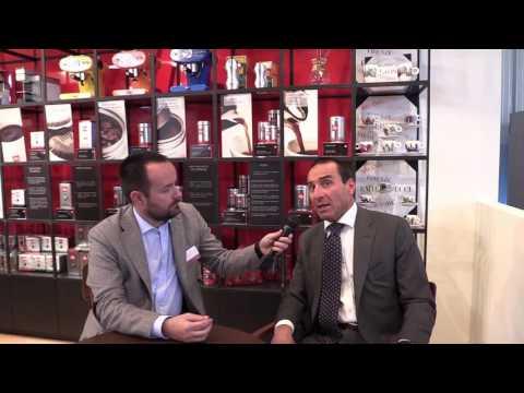 illycaffè Giacomo Biviano intervista a Triestespresso 2016 Beverfood.com