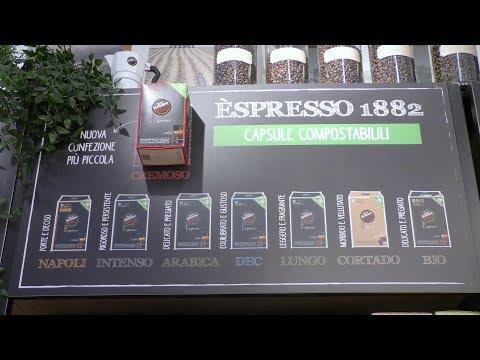 Enrico Inverso di Caffè Vergnano a TuttoFood 2019