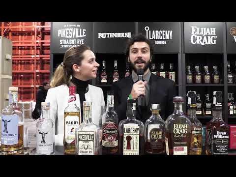 Federica Belforti di OnestiGroup presenta le novità al The Whisky Day 2018