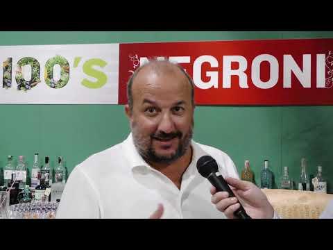Luca Pirola di Bartender.it organizzatore TheGINDay 2019