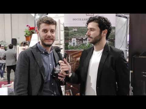 """Alessandro Marzadro di """"Marzadro"""" presenta il vermut """"Altolago"""" ad Aperitivi&Co Experience 2019"""