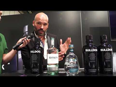 Samuele Ambrosi presenta la gamma di Gin di Campari al TheGINDay 2018