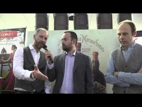 Girolamo Luxardo, Federico e Giorgio Luxardo Aperitivi&Co Experience 2016 Beverfood.com