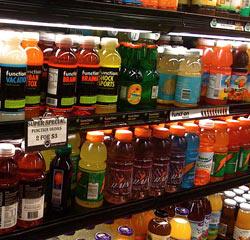 SPORT DRINKS: I CONSUMI MONDIALI 2005 AUMENTATI DEL 10%