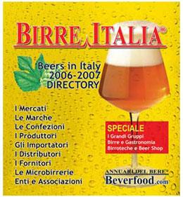 Lorenzo Dabove Annuario Birre Italia