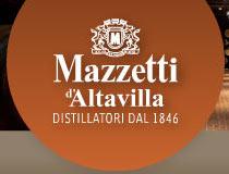 MAZZETTI D'ALTAVILLA, la più antica Distilleria del Nord Ovest, al Salotto del Festival di Sanremo