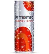 ATOMIC DRINKS ITALIA: LE VENDITE 2'008  DI ENERGY DIRNK SUL MERCATO ITALIANO HANNO SUPERATO QUOTA UN MILIONE DI LATTINE