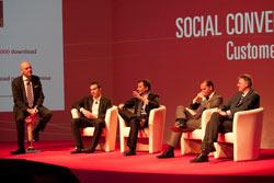 Linkontro Nielsen 2012: idee ed esperienze sui Social Network
