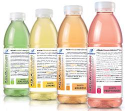 Aquavitamin, l'innovativa bevanda San Benedetto, in tour nelle principali spiagge italiane e a Gardaland