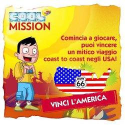 Arriva su Facebook il gioco Cool Mission, l'advergame più rinfrescante dell'estate