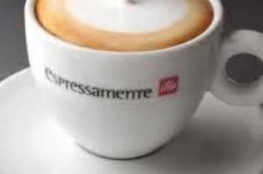 Tazzina caffè illy