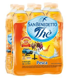 Con Thè San Benedetto vivi un'estate da gladiatore!