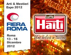 Caffè Haiti Roma: Natale all'insegna della qualità e della tradizione