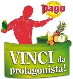 Concorso Succhi Pago Vinci Baristi Italia