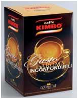 Kimbo Caffè Gold Medal Confezione Natalizia