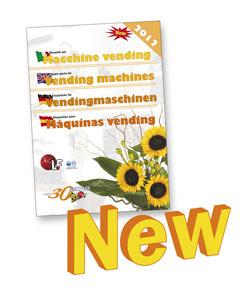 """""""LF RICAMBI"""" presenta a Venditalia 2012 la nuova edizione del catalogo dedicato al Vending"""