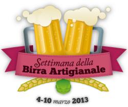 Torna in scena la Settimana della Birra Artigianale da 4 al 10 marzo 2013