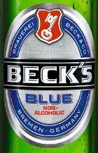 In casa Beck's nasce Beck's Blue, la nuova birra non alcolica