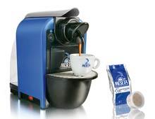 CAFFÈ MESETA, DEL GRUPPO COIND,  LANCIA SUL MERCATO IL FORMATO VENDING DI MESETA CAPSULES SYSTEM