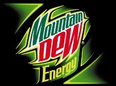 PepsiCo lancia Mountain Dew Energy ed entra nel mercato italiano degli energy drink