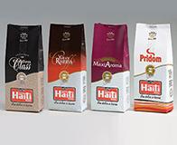 Caffè Haiti Roma Veste Grafica Miscele