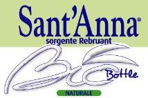 CON SANT'ANNA SORGENTE REBRUANT ARRIVA  LA PRIMA ACQUA MINERALE ITALIANA IN BIOBOTTIGLIA