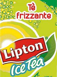 Novità da Lipton: Ice Tea Sparkling, Il primo  tè freddo frizzante in Italia