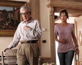 """Acqua Minerale San Benedetto nel nuovo film di Woody Allen """"TO ROME WITH LOVE"""""""