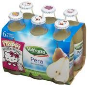 Conserve italia Frutta Succhi Valfrutta Personaggi Hello Kitty Conserve Italia