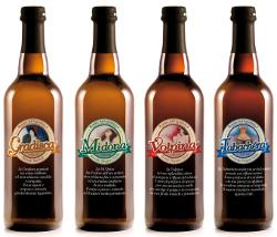 Birra Amarcord, distribuita da Interbrau, presenta i nuovi formati da 75 cl.