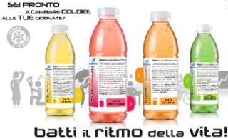 Con www.aquavitamin.it alla scoperta delle vitamine e dell'innovativa bevanda San Benedetto