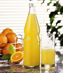 Per le aranciate e limonate scatta l'obbligo di elevare al 20% il contenuto di frutta