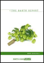 BARTH REPORT:  PRODUZIONE MONDIALE DI BIRRA IN LEGGERA RIPRESA  NEL 2010