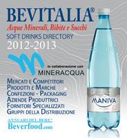 MERCATO ITALIANO ACQUE MINERALI: Volumi in crescita nel 2011