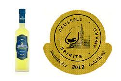 Limoncetta di Sorrento si aggiudica la medaglia d'oro al Concours Mondial de Bruxelles