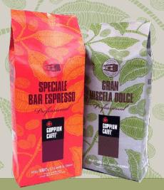 Goppion Caffè: nuovi Gran Miscela Dolce e Speciale Bar Espresso