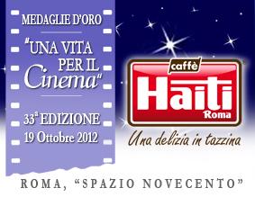Caffè Haiti Roma entra a far parte del cinema italiano