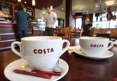 Il mercato 2012 dei COFFEE SHOPS UK vale £ 5,8 miliardi con ca. 16.000 locali.