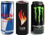 CONTINUA LA CRESCITA DEI CONSUMI DI ENERGY DRINK CHE HANNO ORA RAGGIUNTO I 3,9 MILIARDI DI LITRI A LIVELLO MONDIALE