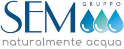 logo S.E.M. SORGENTI EMILIANE MODENA S.p.A.