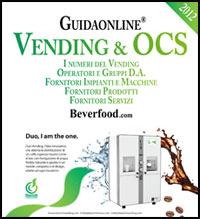 È online per il download gratuito la nuova GUIDAONLINE VENDING & OCS Italia 2012