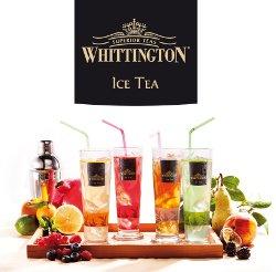 WHITTINGTON ICE TEA:  TUTTI I GUSTI DEL THÈ FREDDO