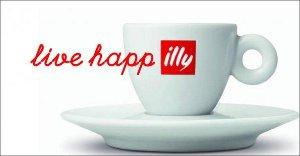 """PARTE LA CAMPAGNA DEL CAFFE' ILLY CON IL NUOVO POSIZIONAMENTO """"LIVE HAPPILLY"""""""