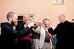 Norcia Birre Prodotte Microbirrifcio Nursia Monaci Benedettini