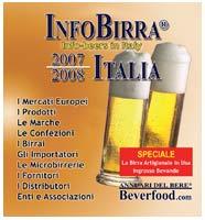 INFOBIRRA® ITALIA: IL NUOVO ANNUARIO 2007-08 DELLA BEVERFOOD