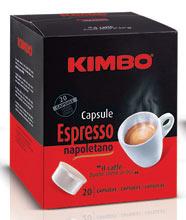 Capsule Design Kimbo Kompatta Macchina Caffè Elegante Contemporaneo