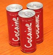 COCAINE, IL CONTROVERSO ENERGY DRINK AMERICANO, SBARCA ORA IN GRAN BRETAGNA