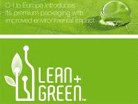 Design Packaging Vetro Lean Green