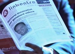 """LINKONTRO 2012: """"DOWNLOAD THE FUTURE"""", iL CORAGGIO DI INNOVARE NELL'ERA DELLA TURBOLENZA"""